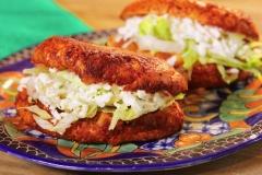 Pambazos-–-Pollo-or-Chicken